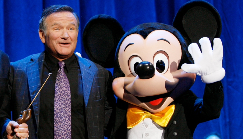 The Genius And The Genie: The Story Of Robin Williams' Rocky Relationship With Disney