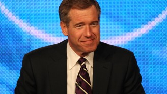 Brian Williams Vied For Both Leno And Letterman's Job According To A New Report