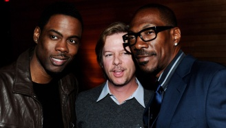 What Exactly Did David Spade Do That Made Eddie Murphy Stay Away From 'SNL'?