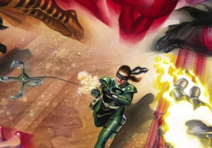 Quarrel Misses A Step In Our Exclusive Preview Of 'Astro City' #20