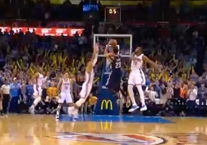 Anthony Davis' Playoff-Earning Trey Highlights The Season's Top-10 Buzzer-Beaters