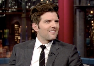 Adam Scott's Kids Think He's A Washed Up Actor Now That 'Parks And Recreation' Is Ending
