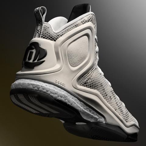 adidas D Rose 5 Superstar Edition (C77249) 3