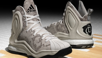 "Adidas Unveils Latest Edition Of D Rose 5 Boost, The ""Superstar"""