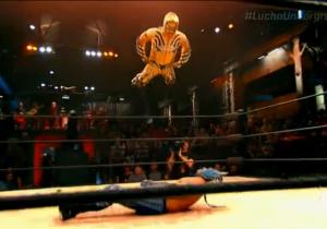 The Over/Under On Lucha Underground Episode 16: Arrow Star
