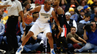 Report: Rival Teams Believe Blazers Will Give First-Round Pick To Nuggets For Arron Afflalo