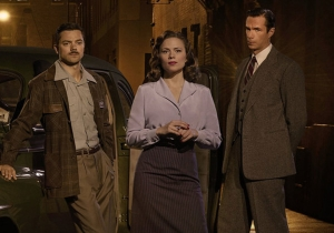 Interview: Capturing the essence of 1946 with Agent Carter's costume designer