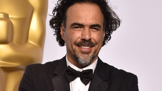 Lighten Up: Alejandro Gonzalez Inarritu thought Sean Penn's green card joke was 'hilarious'
