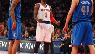 Report: Amar'e Stoudemire Prefers Mavs If He Opts To Leave Knicks