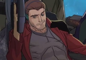 Marvel Chooses A Beloved '90s Sitcom Star To Voice Star-Lord In Its Animated 'Guardians Of The Galaxy' Series