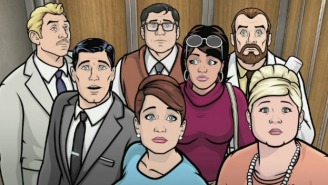 What's On Tonight: Archer Is Stuck In An Elevator And Olivia Pope Is Still Missing (Not Related)