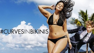 Meet Ashley Graham, Sports Illustrated's First Plus-Sized Swimsuit Model