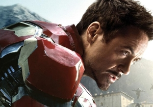 Robert Downey Jr. Releases An 'Avengers: Age Of Ultron' Character Poster And Teases A 'Big Announcement'