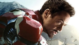 Former Marvel Artists Say The 'Iron Man' Movies Illegally Use Their Armor Design