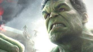 The Hulk May Be In 'Captain America: Civil War' After All, And Fighting With (SPOILER)