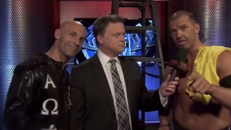 Christopher Daniels And Kazarian Appearing On 'Comic Book Men' Because Every Wrestler Likes Comic Books Now