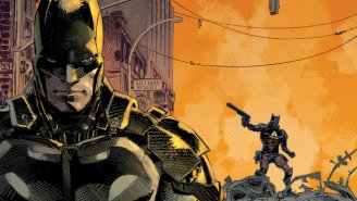 Peter Tomasi Answers A Few Questions About 'Batman: Arkham Knight'