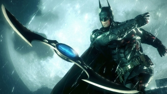 'Batman: Arkham Knight' gets omninous new trailer with mysterious bad guy