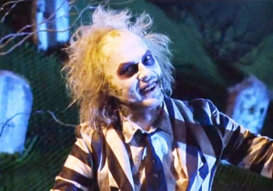 How The Creative And Unusual World Of Tim Burton's 'Beetlejuice' Became A Beautiful Reality