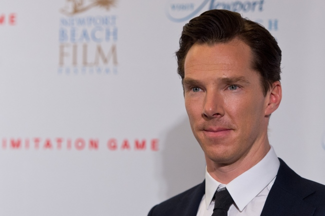 The Imitation Game - Private Reception - Arrivals