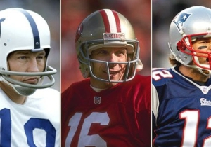 Friday Sports Conversation: Rank The Top Five Quarterbacks Of All-Time