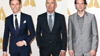 Best Actor: It's Michael Keaton, Eddie Redmayne or Bradley Cooper down to the wire