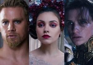 Best and Worst of 'Jupiter Ascending': Mila Kunis, Eddie Redmayne and more