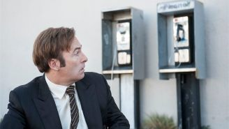 Review: 'Better Call Saul' – 'Nacho': I'm at a payphone, trying to call home