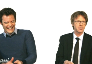 Bill Hader Really Loves Dana Carvey's Impression Of The Beatles Talking About Kanye West