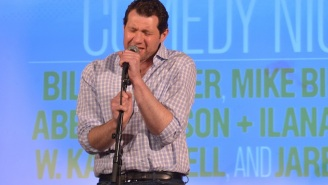 Billy Eichner Is Taking The Amazing Games And Pitbull Masks Of 'Billy On The Street' To TruTV