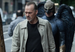 Exclusive: Dig a little deeper into 'Birdman' with the Oscars on the horizon