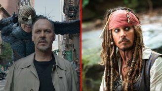 Johnny Depp Was Almost In The Original Ending For 'Birdman'