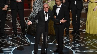 'Birdman' puts Fox Searchlight and New Regency at the top of the Oscar mountain