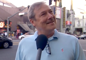 'Jimmy Kimmel Live' Asks Random People On The Street: 'Do You Have a Black Friend?'