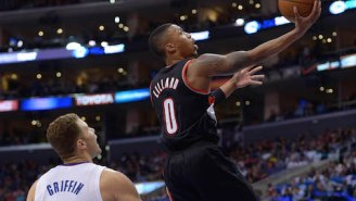 Damian Lillard Named All-Star Replacement For Injured Blake Griffin