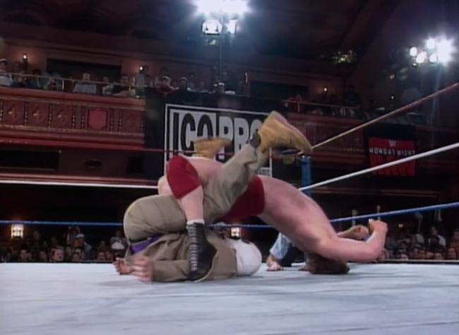 Bob Backlund Raw