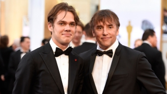 Is this the moment that cost 'Boyhood' the Oscar?