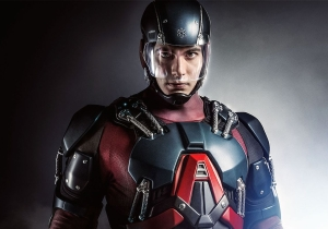CW developing 'Arrow'/'Flash' spin-off with Brandon Routh, Victor Garber & Wentworth Miller