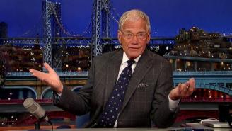Ray Romano Gives A Preview Of 'David Letterman: A Life On Television'