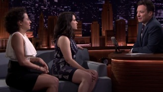 Here's The 'Broad City' Edition Of 'Truth Or Truth' With Jimmy Fallon