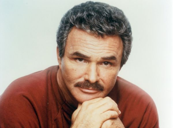 Burt Reynolds and history's greatest mustache