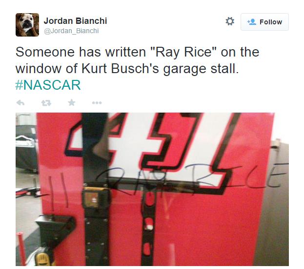 busch vandal tweet1