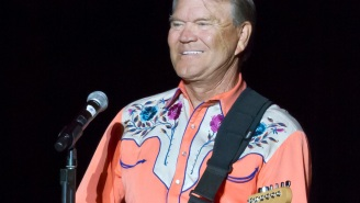 Glen Campbell's Oscar nominee 'I'm Not Gonna Miss You' wins country song Grammy