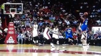 Shot Of The Night: Isaiah Canaan Grabs Loose Ball In Mid-Air And Goes Glass For Crazy Jumper