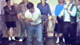 Watch An Adorable Young Steve Carell Perform In His Second City Graduation