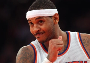 """Carmelo Anthony On Recruiting Fellow All-Stars: """"It's My Turn!"""""""