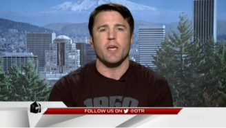 Chael Sonnen Is Making An Appearance At WrestleMania 31, Says Chael Sonnen