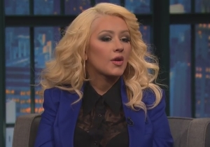 Christina Aguilera's 'Sex And The City' Impression Is Still Absolutely Perfect