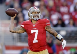 Colin Kaepernick's Time With The 49ers Is Reportedly Over