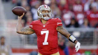 Why Are the San Francisco 49ers Putting Colin Kaepernick's Jersey On Sale?